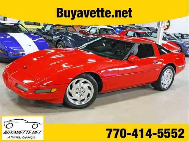 Picture of '96 Corvette - LRKP