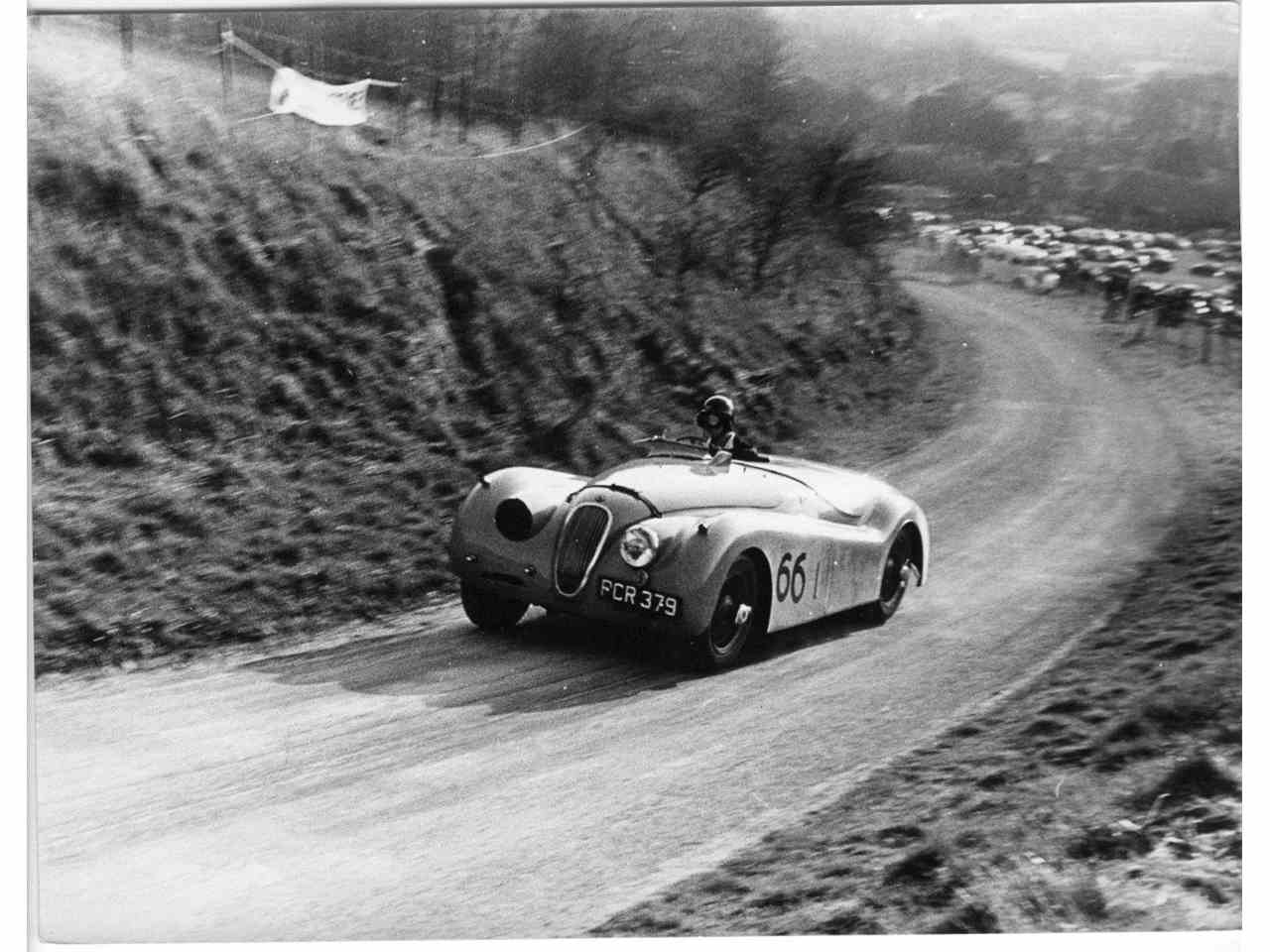 Large Picture of '53 XK120 - LRLD