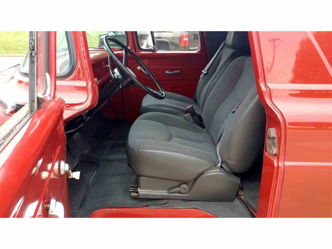Large Picture of '60 Panel Van - LRLE