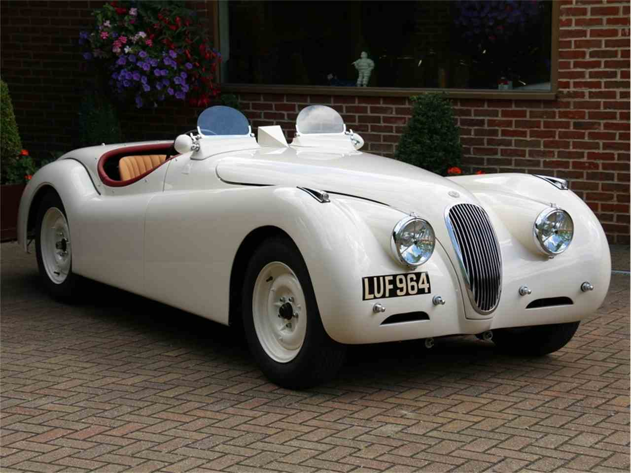 Large Picture of '52 XK120 located in Maldon, Essex  Auction Vehicle Offered by JD Classics LTD - LRLH