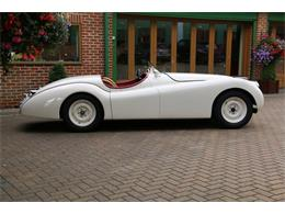 Picture of Classic '52 XK120 Offered by JD Classics LTD - LRLH