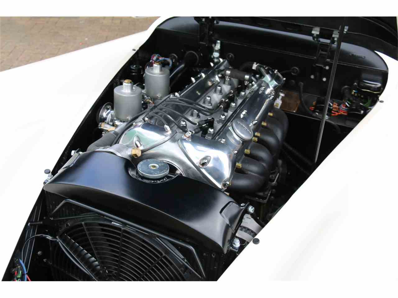 Large Picture of '52 XK120 Auction Vehicle Offered by JD Classics LTD - LRLH