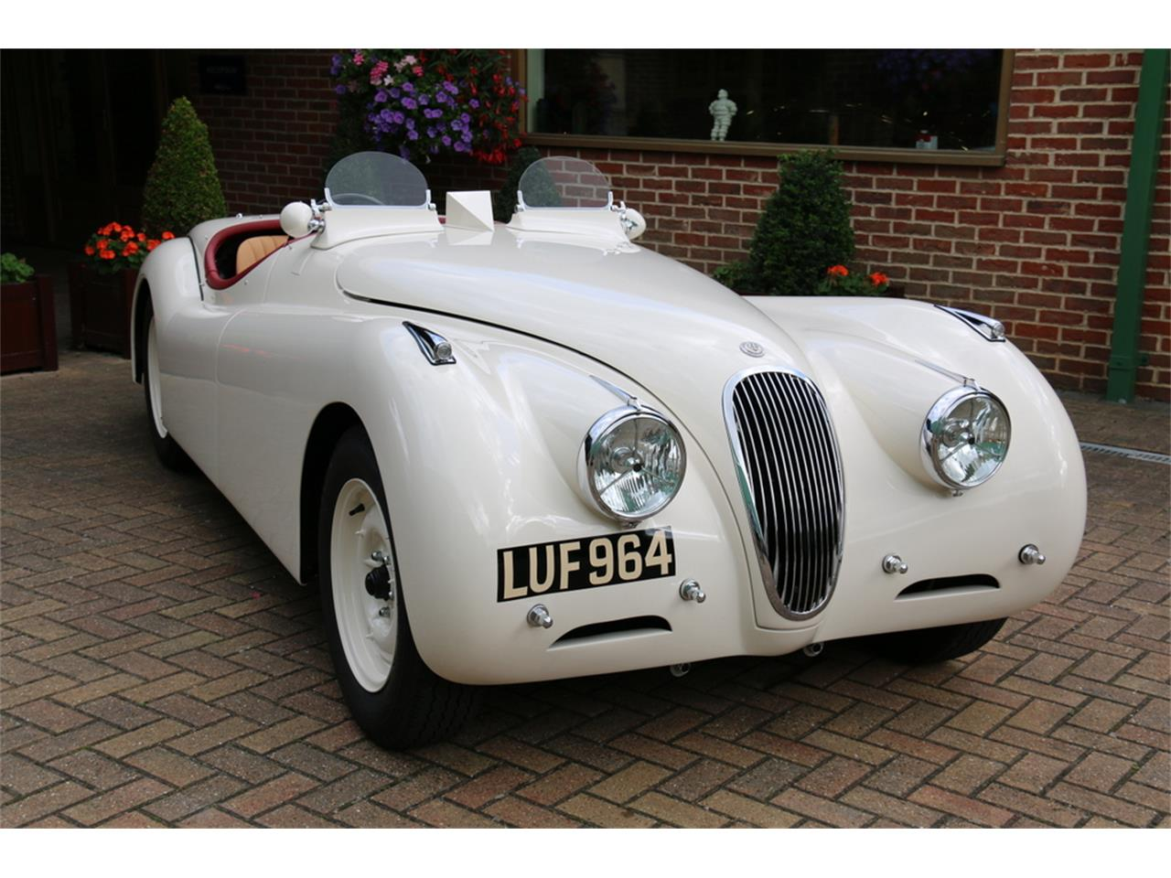 Large Picture of '52 XK120 located in  - LRLH