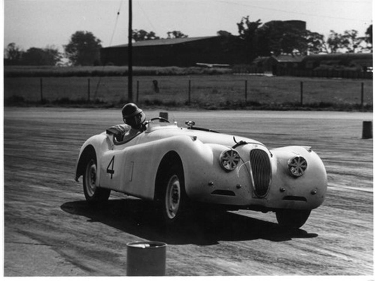 Large Picture of '52 XK120 located in  Auction Vehicle Offered by JD Classics LTD - LRLH