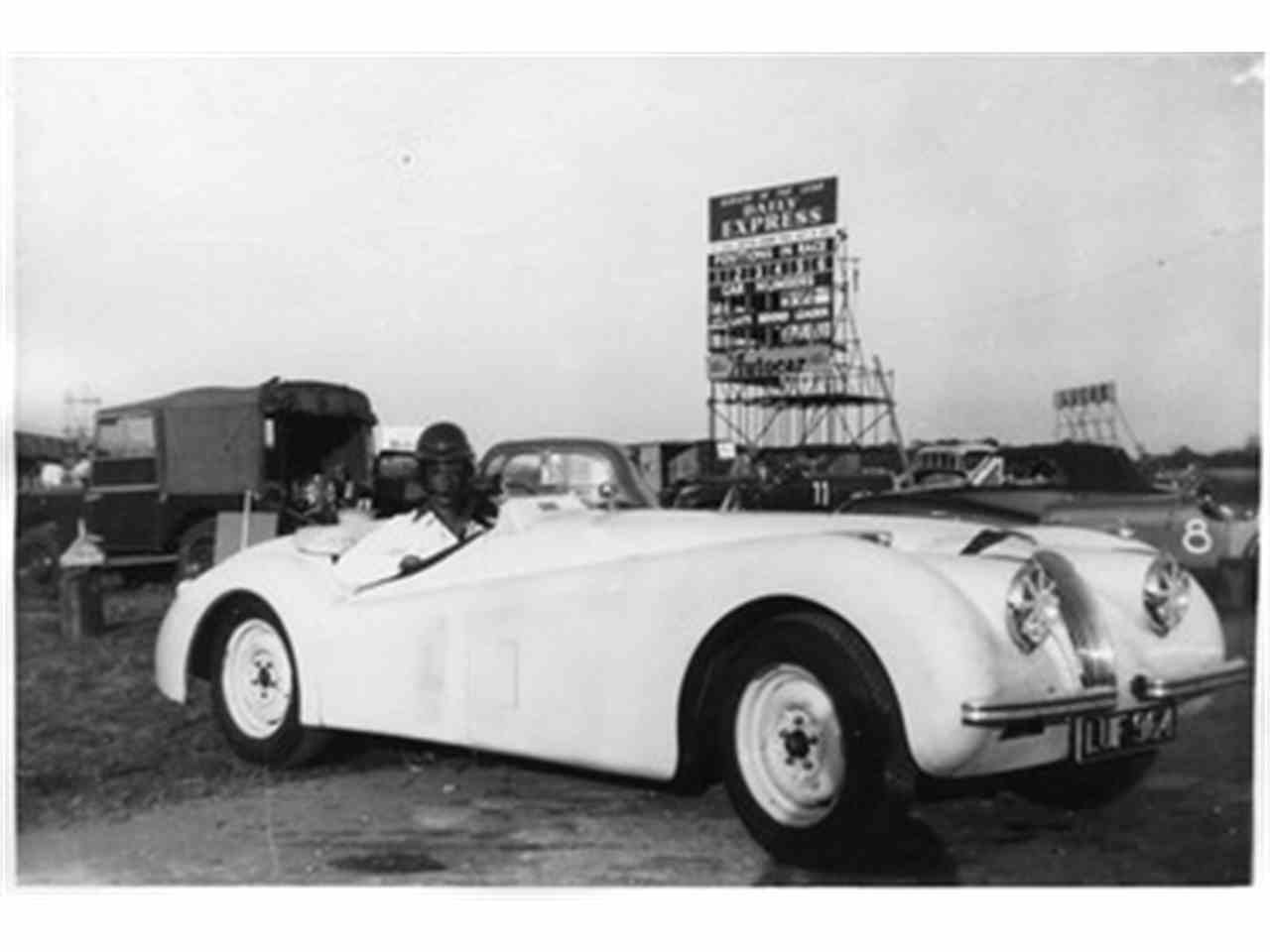 Large Picture of Classic 1952 XK120 - LRLH
