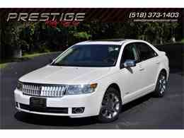 Picture of 2009 MKZ located in Clifton Park New York Offered by Prestige Motor Car Co. - LRLK