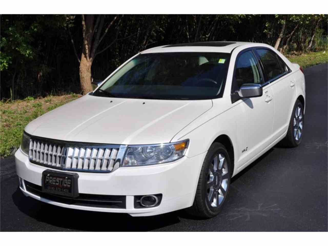 Large Picture of '09 MKZ located in Clifton Park New York - LRLK