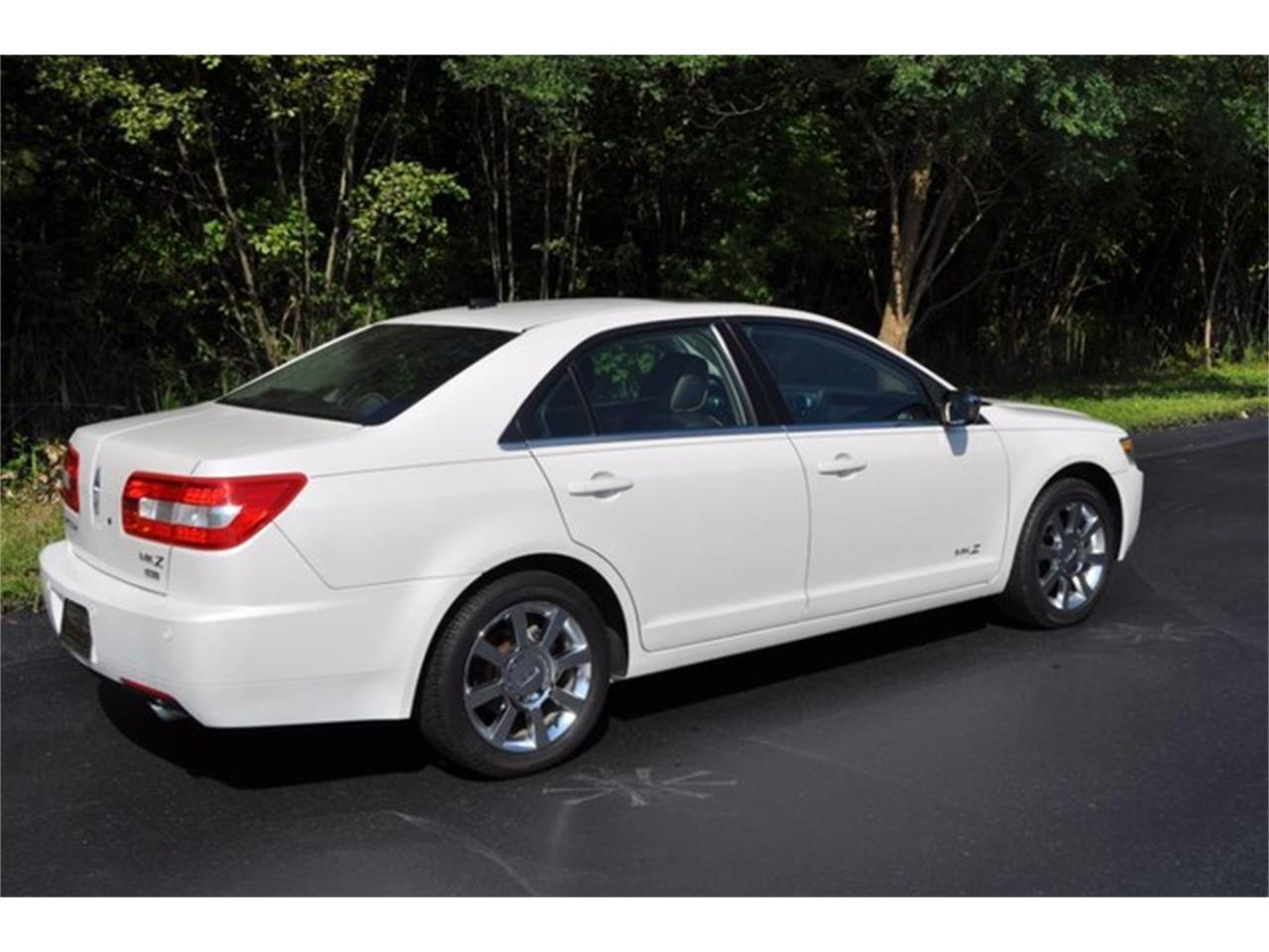Large Picture of '09 MKZ - LRLK