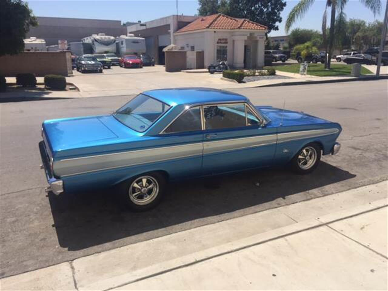Large Picture of '64 Falcon - LRLQ