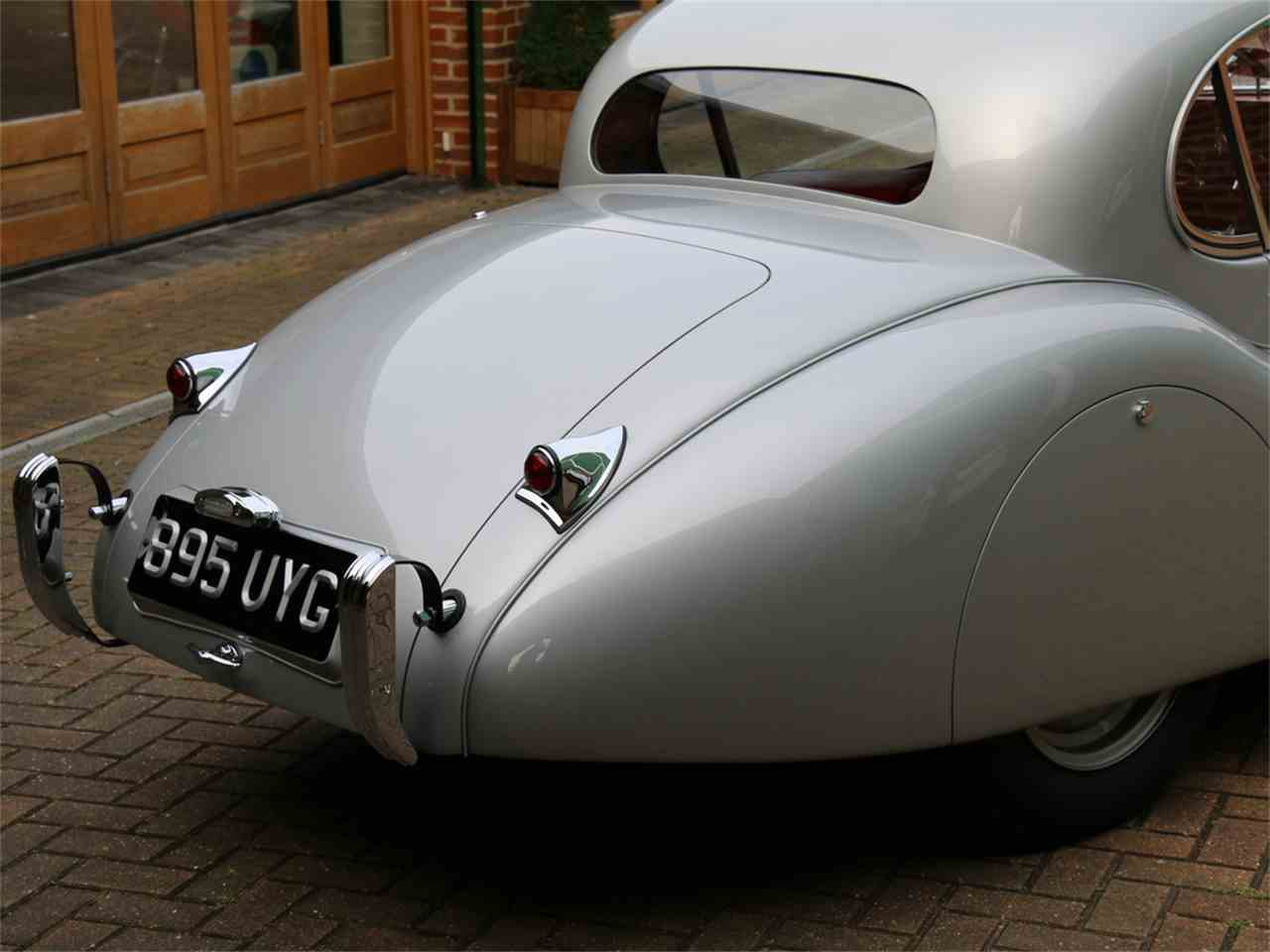 Large Picture of '51 XK120 - LRLW