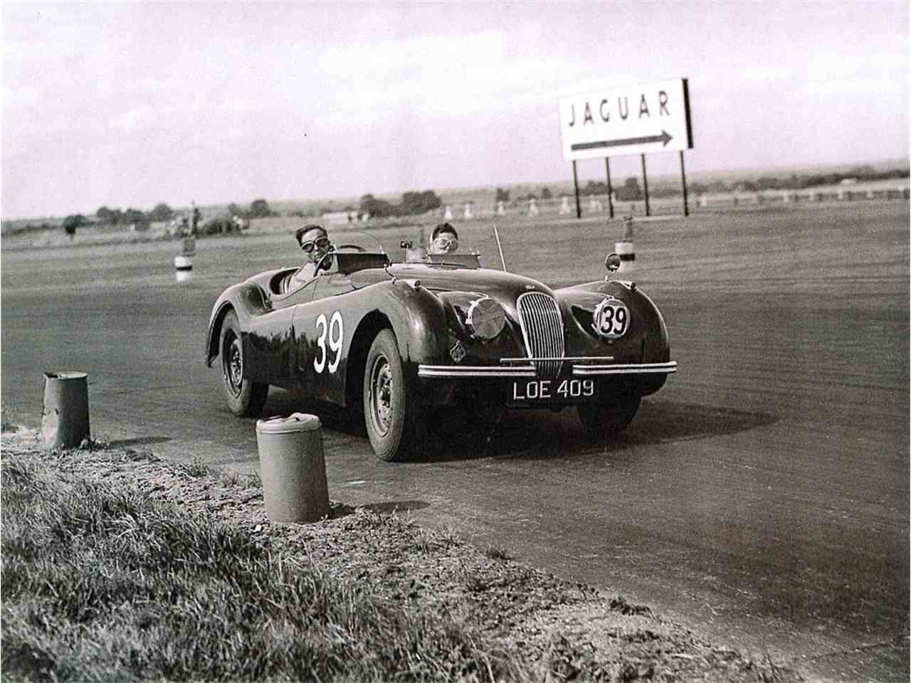 Large Picture of Classic 1951 XK120 located in  - LRLY