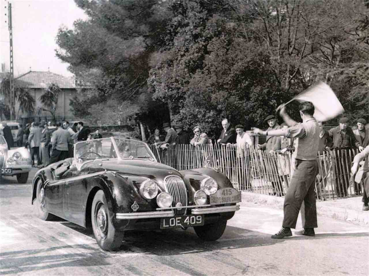 Large Picture of 1951 Jaguar XK120 located in Maldon, Essex  - LRLY