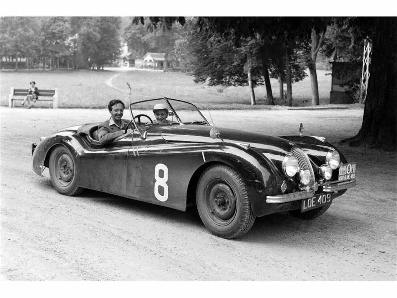 Large Picture of '51 Jaguar XK120 located in  Auction Vehicle - LRLY
