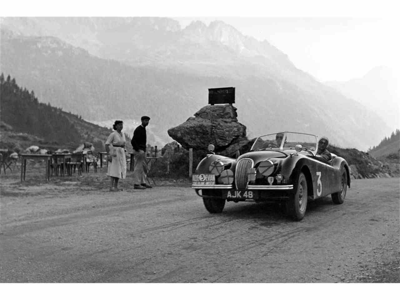Large Picture of '51 XK120 - LRM1