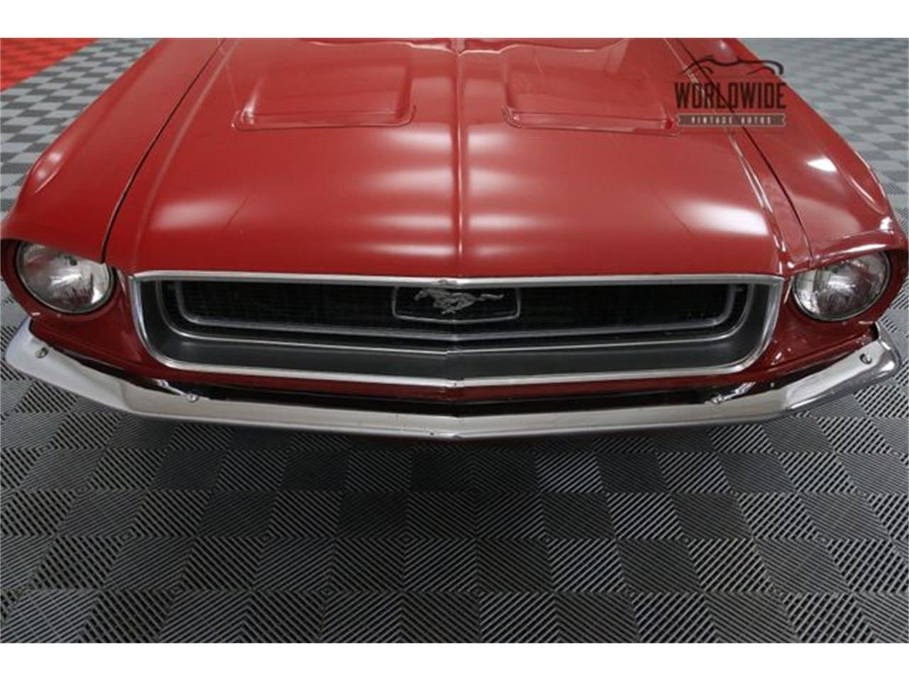 Large Picture of '68 Mustang - LRM7