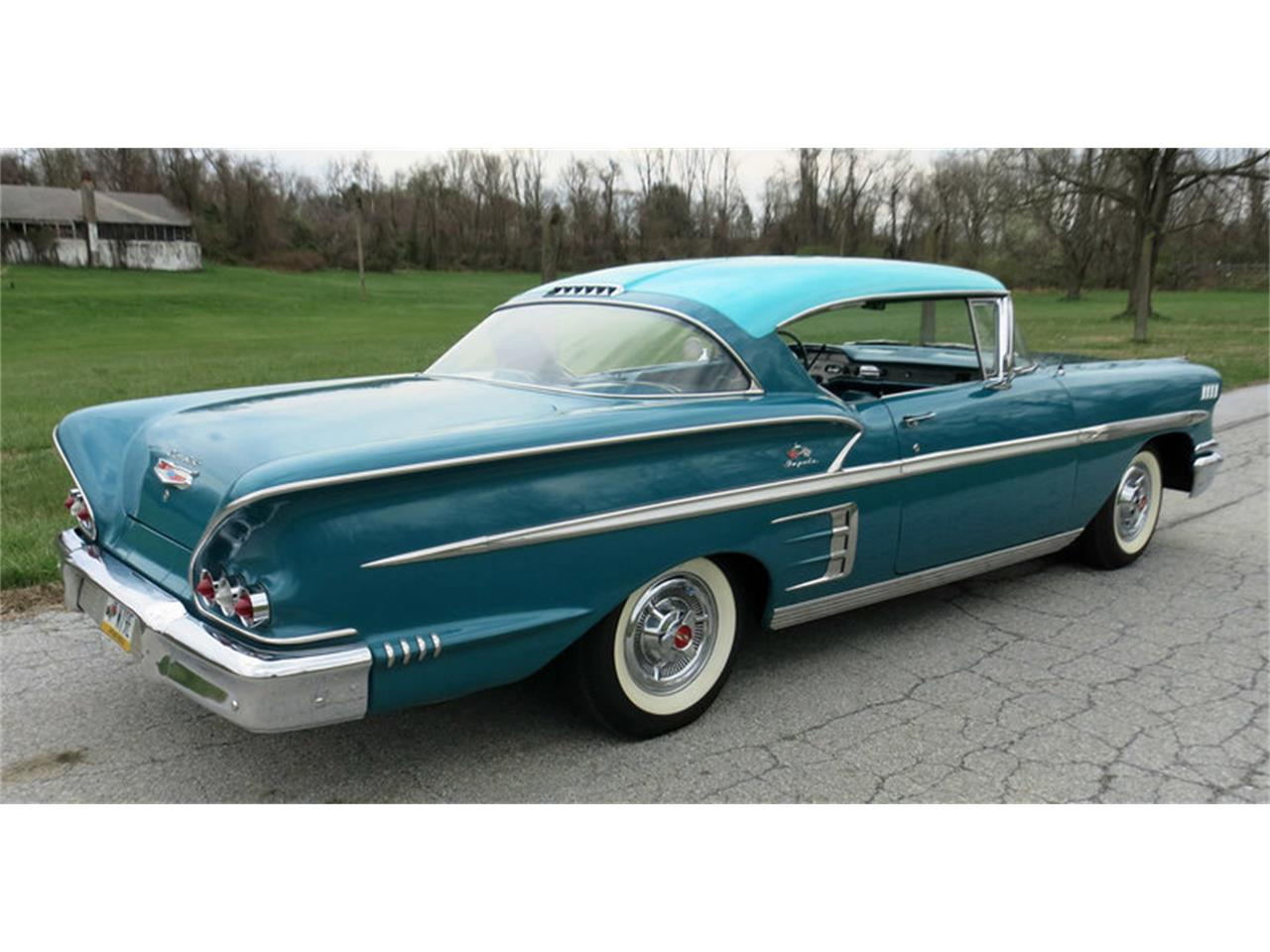 Large Picture of Classic '58 Chevrolet Impala - LRM8