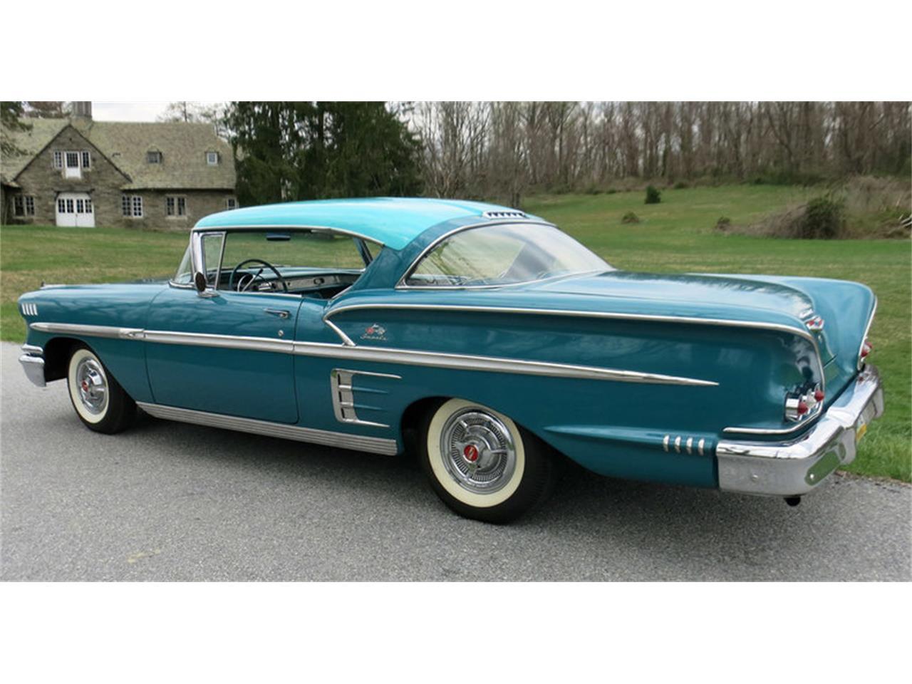 Large Picture of 1958 Chevrolet Impala - LRM8