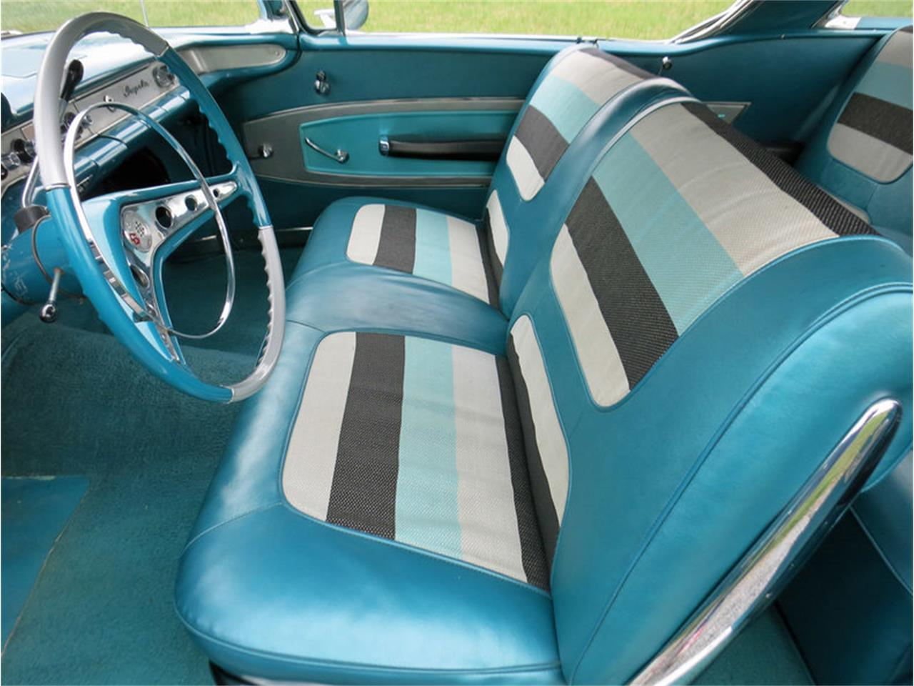 Large Picture of Classic 1958 Impala located in West Chester Pennsylvania - $45,000.00 Offered by Connors Motorcar Company - LRM8