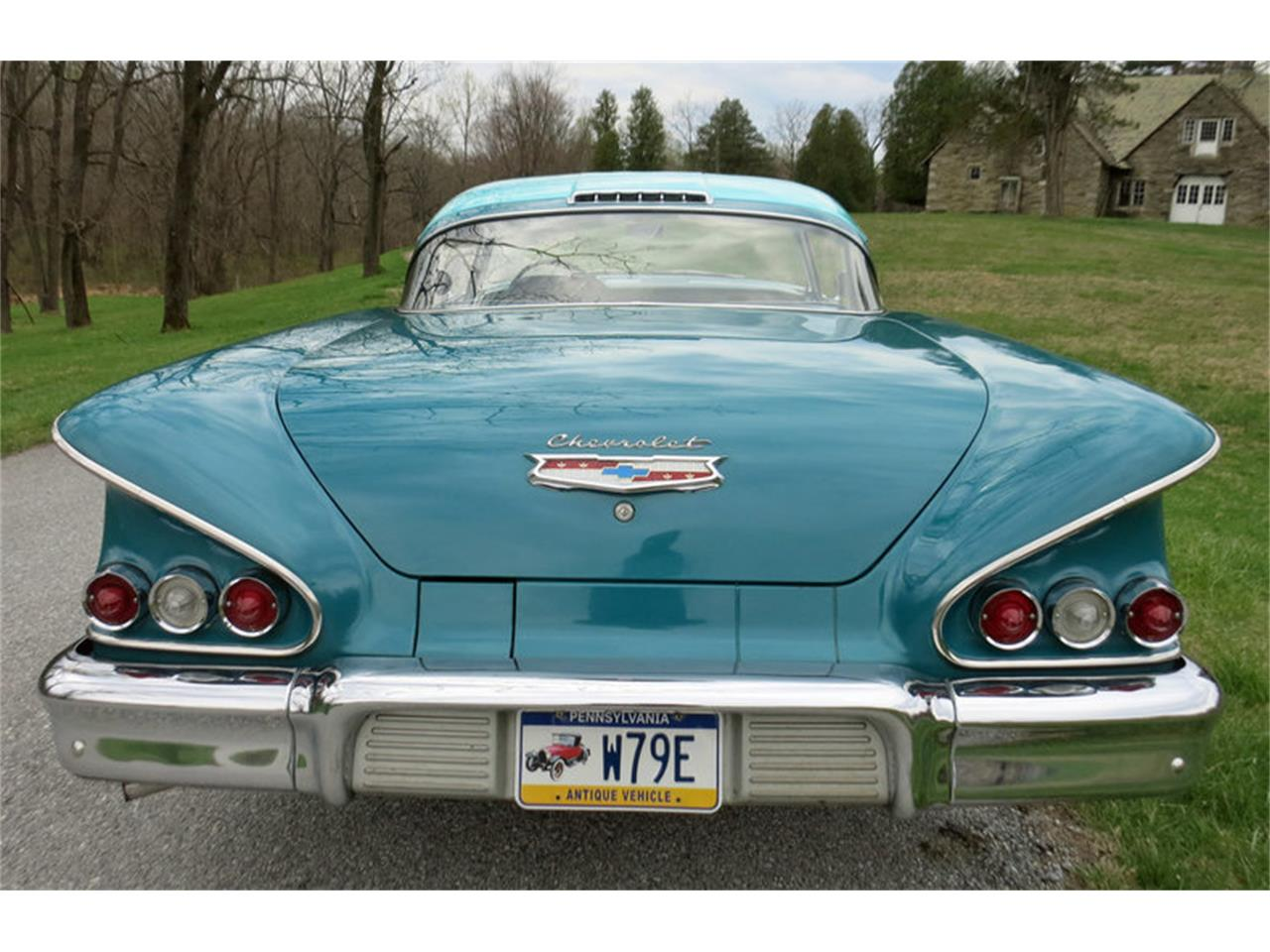 Large Picture of 1958 Impala located in Pennsylvania - $45,000.00 Offered by Connors Motorcar Company - LRM8