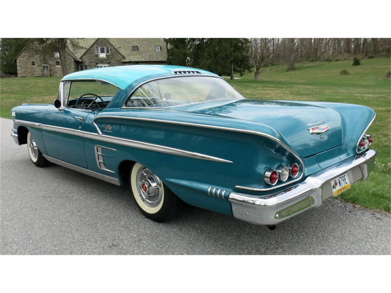 Large Picture of '58 Impala located in Pennsylvania - $45,000.00 - LRM8