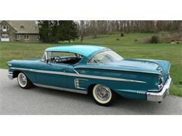 Picture of Classic 1958 Chevrolet Impala located in Pennsylvania Offered by Connors Motorcar Company - LRM8