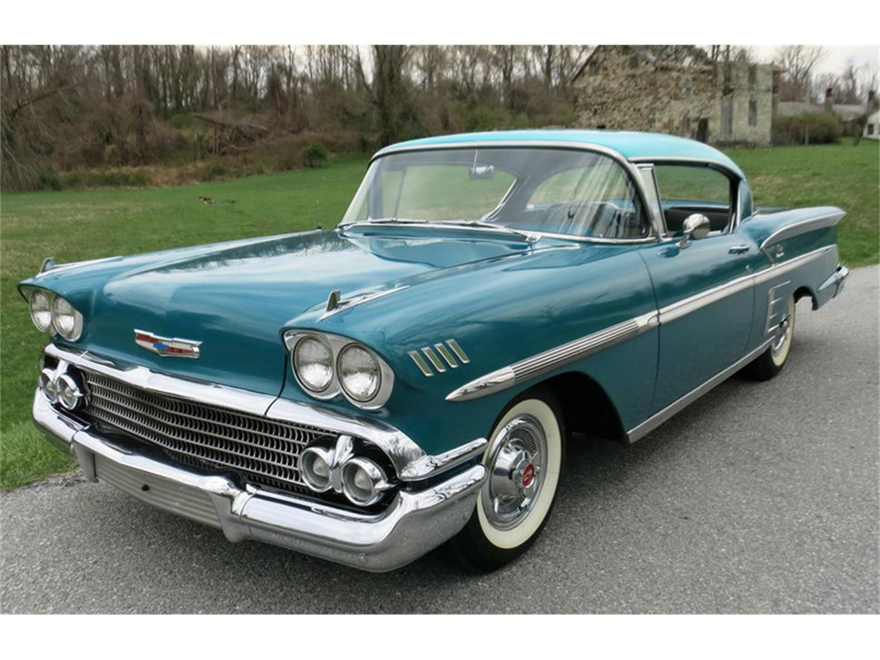 Large Picture of '58 Impala located in Pennsylvania - LRM8