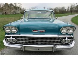 Picture of Classic '58 Chevrolet Impala Offered by Connors Motorcar Company - LRM8