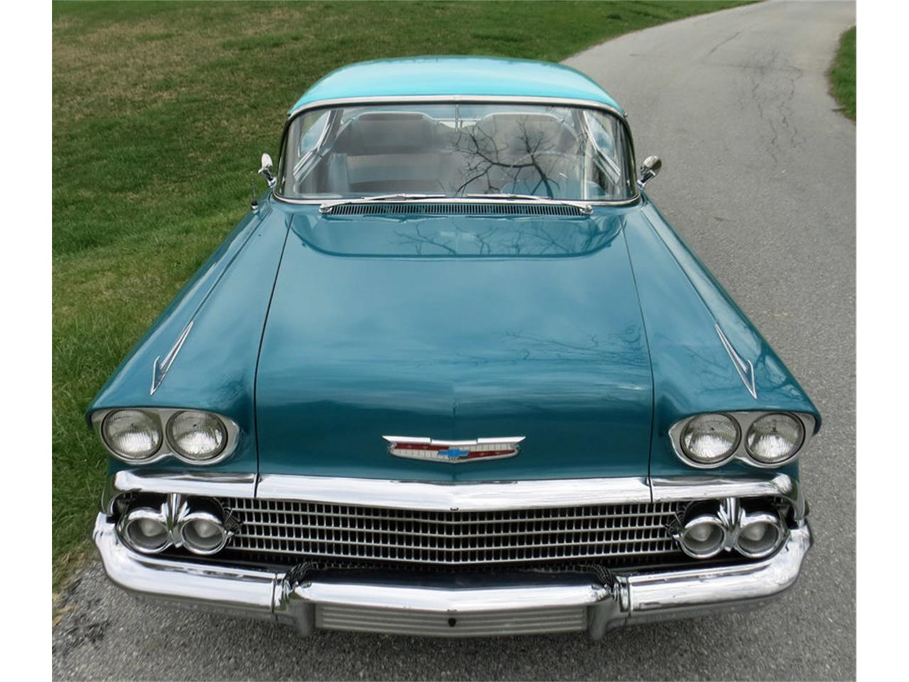 Large Picture of Classic '58 Impala located in West Chester Pennsylvania - $45,000.00 Offered by Connors Motorcar Company - LRM8