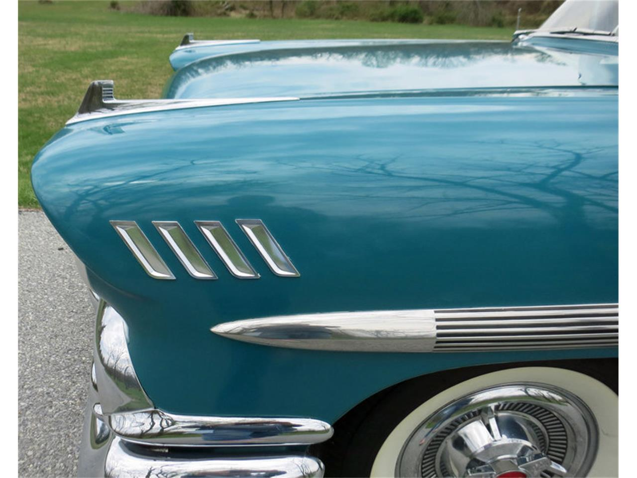 Large Picture of 1958 Impala located in West Chester Pennsylvania Offered by Connors Motorcar Company - LRM8