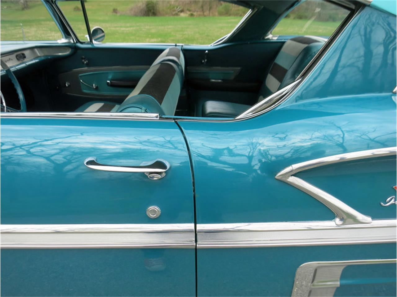 Large Picture of 1958 Chevrolet Impala Offered by Connors Motorcar Company - LRM8