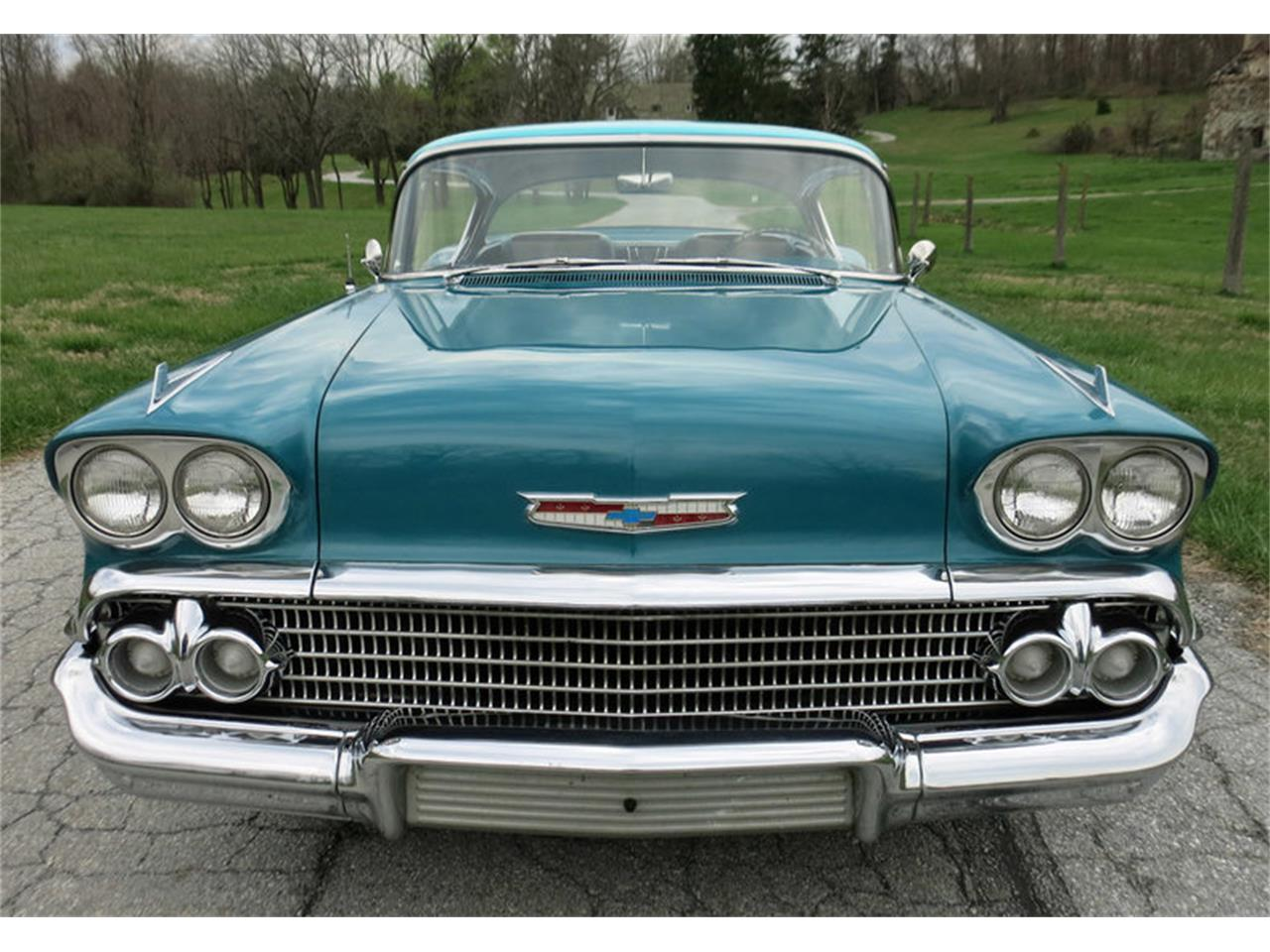 Large Picture of Classic '58 Impala located in West Chester Pennsylvania - $45,000.00 - LRM8