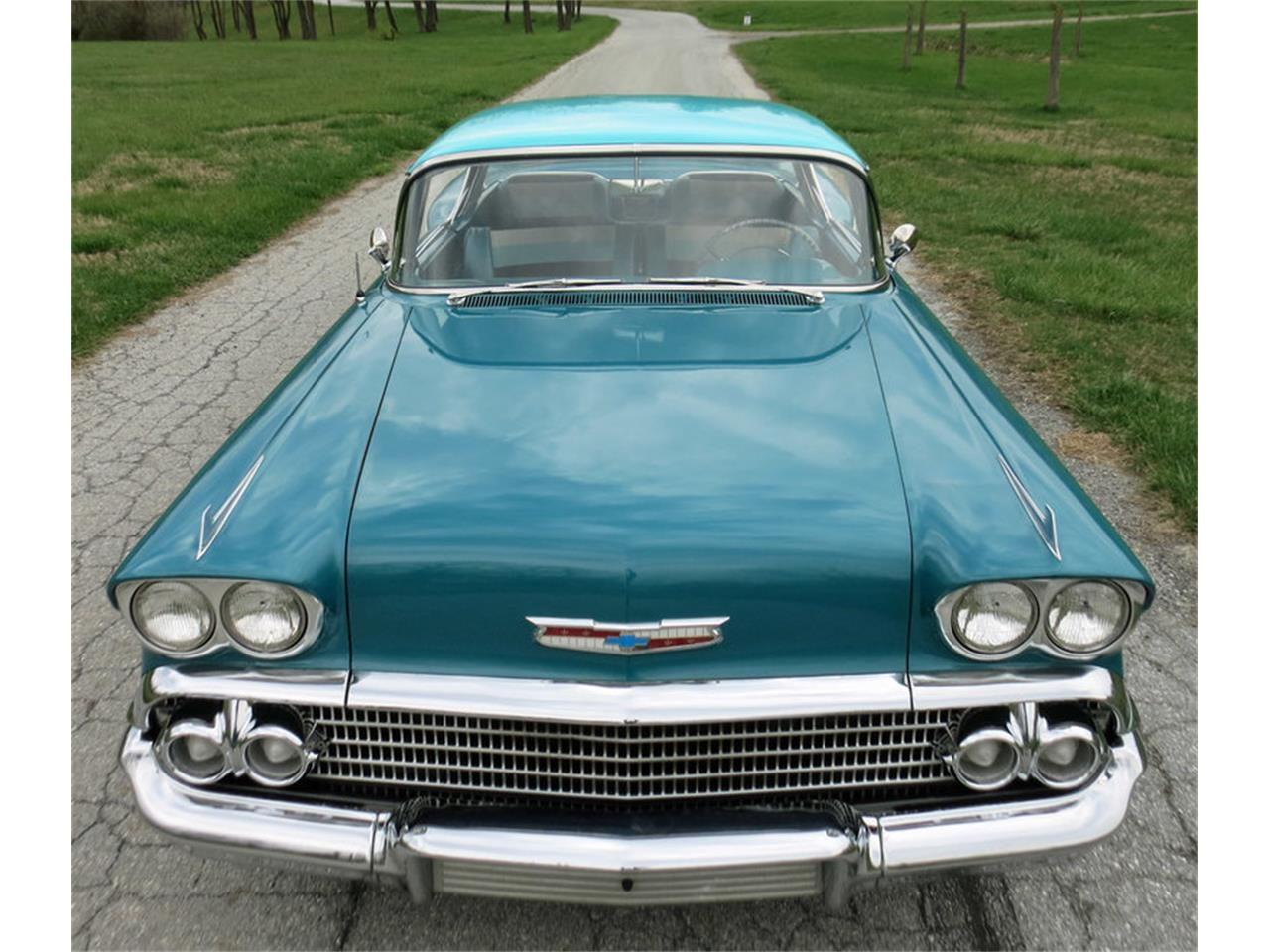 Large Picture of '58 Impala located in West Chester Pennsylvania Offered by Connors Motorcar Company - LRM8