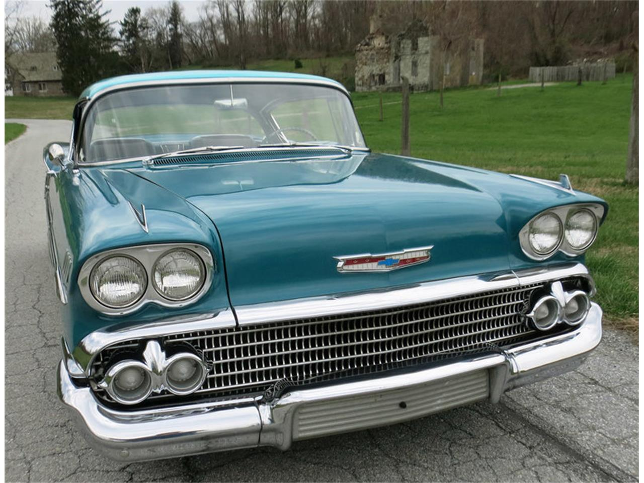 Large Picture of Classic '58 Impala located in West Chester Pennsylvania - LRM8