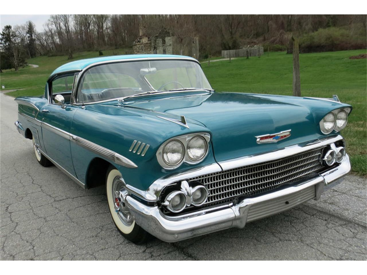 Large Picture of 1958 Chevrolet Impala located in West Chester Pennsylvania - $45,000.00 Offered by Connors Motorcar Company - LRM8
