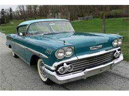 Picture of '58 Chevrolet Impala located in West Chester Pennsylvania - $45,000.00 Offered by Connors Motorcar Company - LRM8