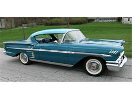 Picture of 1958 Impala located in West Chester Pennsylvania Offered by Connors Motorcar Company - LRM8