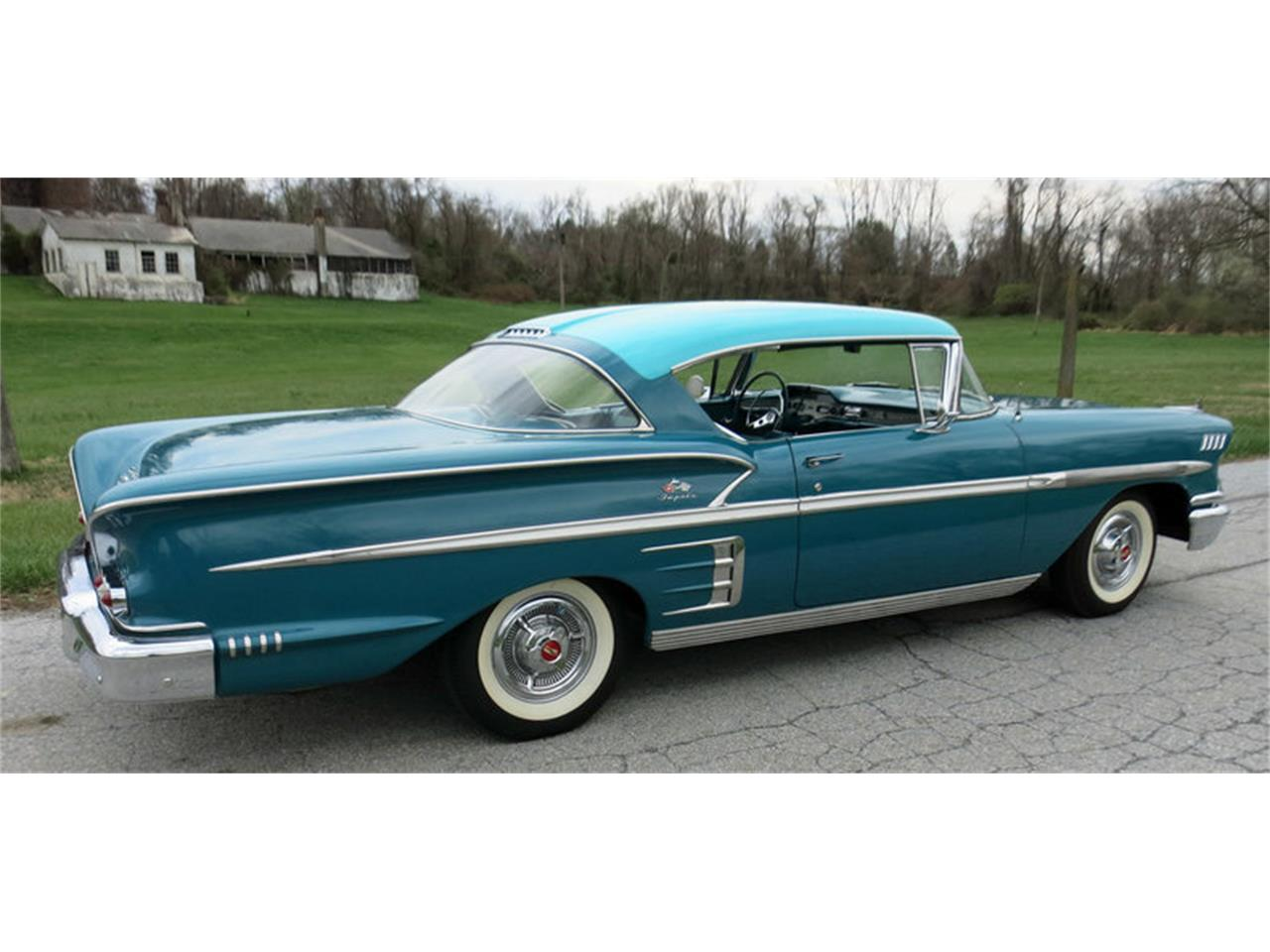 Large Picture of '58 Impala - LRM8