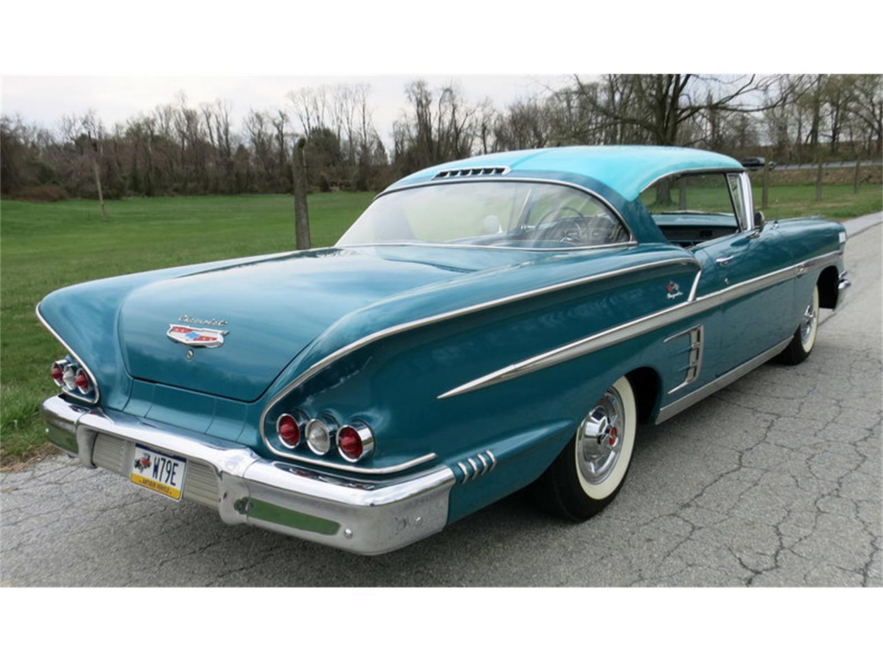 Large Picture of Classic '58 Impala located in Pennsylvania - LRM8