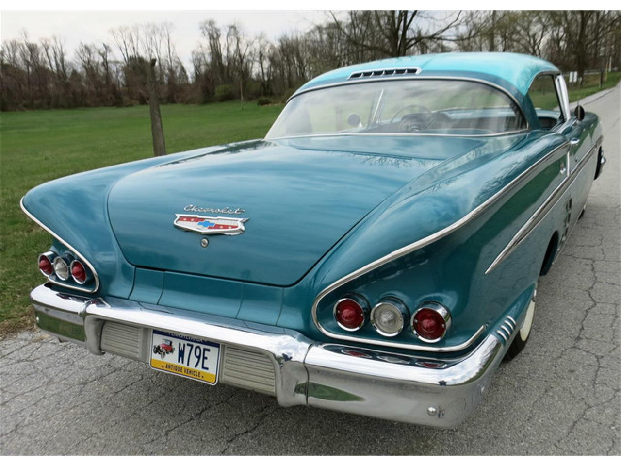 Large Picture of Classic 1958 Chevrolet Impala - $45,000.00 - LRM8