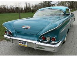 Picture of '58 Chevrolet Impala located in Pennsylvania - $45,000.00 Offered by Connors Motorcar Company - LRM8