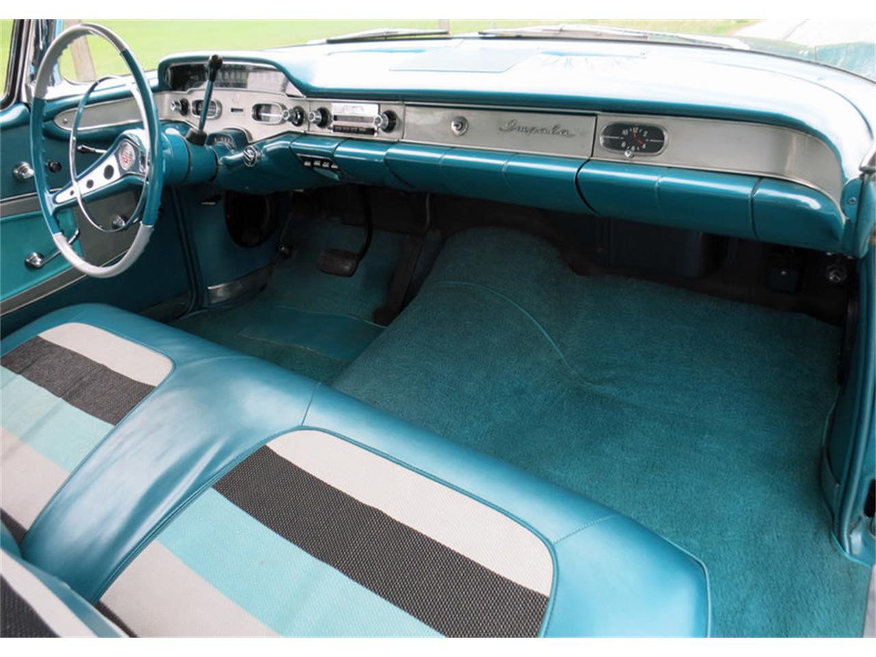 Large Picture of Classic '58 Impala located in Pennsylvania Offered by Connors Motorcar Company - LRM8