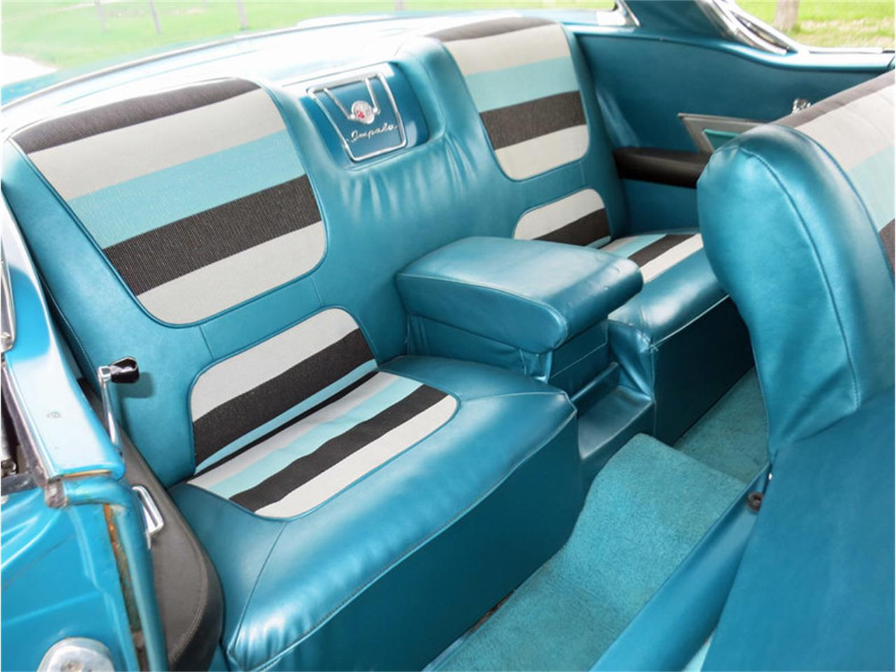Large Picture of Classic '58 Chevrolet Impala located in West Chester Pennsylvania - $45,000.00 Offered by Connors Motorcar Company - LRM8