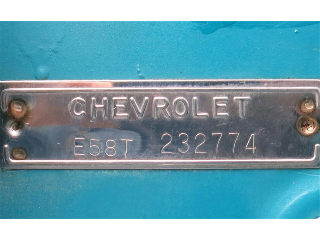 Large Picture of Classic 1958 Chevrolet Impala located in West Chester Pennsylvania - LRM8
