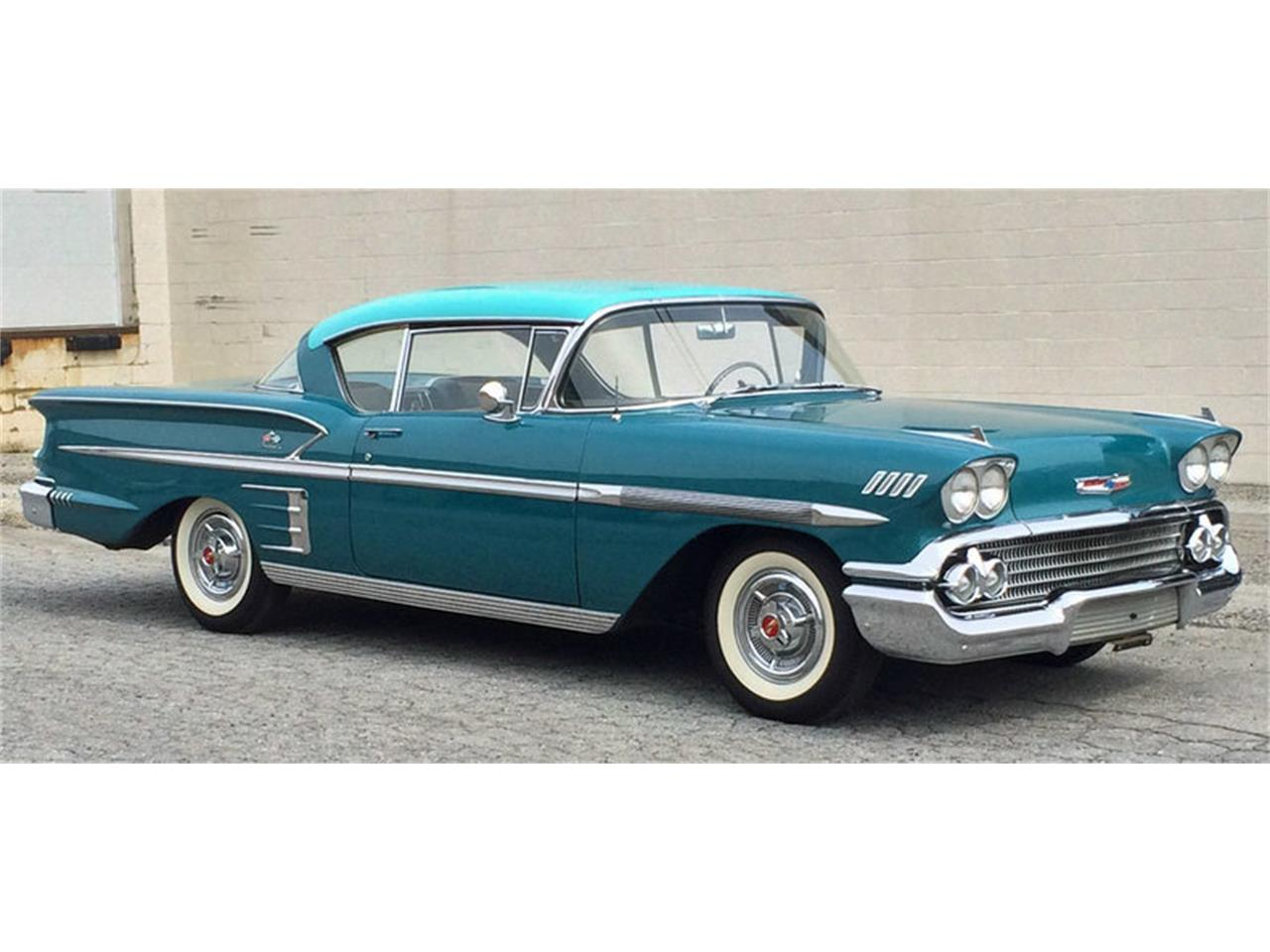 Large Picture of Classic '58 Impala - LRM8