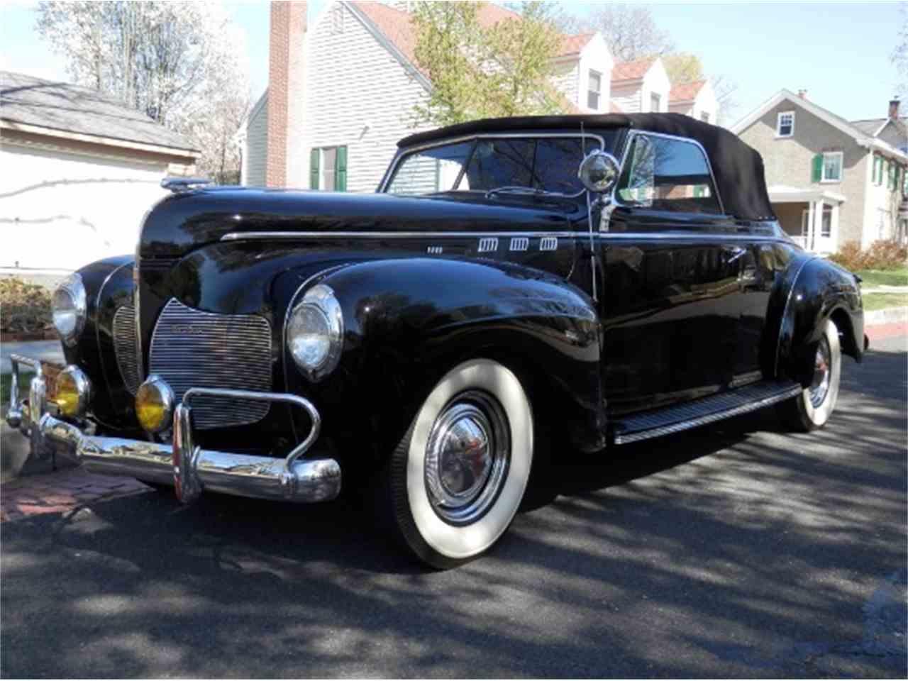 1940 desoto convertible for sale cc 1015579. Black Bedroom Furniture Sets. Home Design Ideas