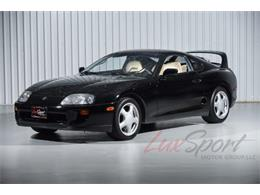 Picture of 1994 Toyota Supra located in New Hyde Park New York Offered by LuxSport Motor Group, LLC - LRMX