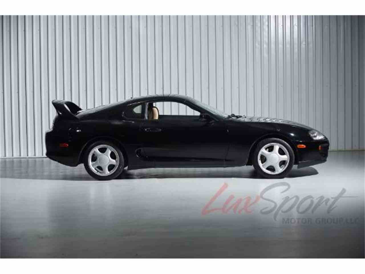 Large Picture of '94 Supra - LRMX