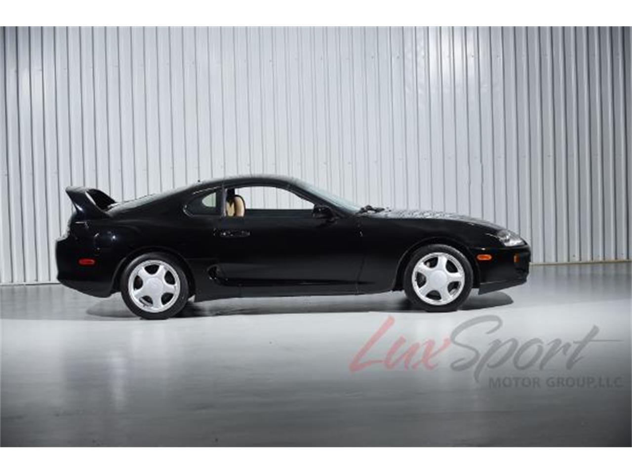 Large Picture of '94 Supra located in New York Auction Vehicle - LRMX