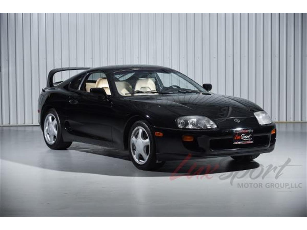 Large Picture of '94 Supra located in New Hyde Park New York Auction Vehicle Offered by LuxSport Motor Group, LLC - LRMX