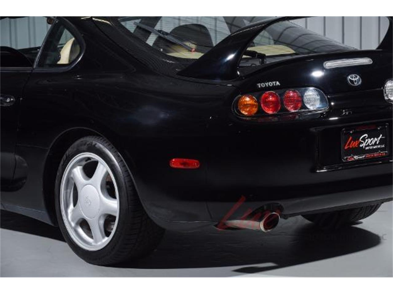 Large Picture of 1994 Toyota Supra Auction Vehicle - LRMX